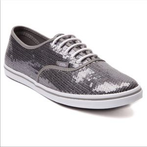 Glitter Dots Off the Wall Sparkly Vans